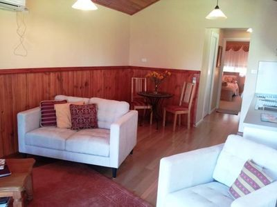 Photo for Secluded 1 bedroom SPA COTTAGE