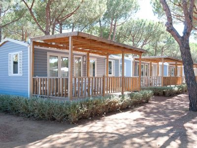 Photo for Vacation home Orbetello Camping Village (MTO335) in Monte Argentario - 6 persons, 2 bedrooms