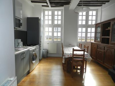 Photo for T2 / 37m² apartment free WI-FI access