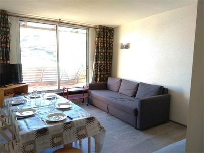 Photo for Apartment Piau-Engaly, studio flat, 6 persons