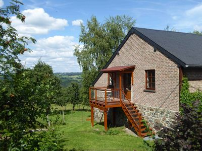Photo for New holydayaparment in a renovated typical Ardennes farm