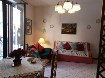 Photo for PalermoCentre - Elegant two-room apartment in the center of Palermo (apt. N. 16)