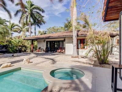 Photo for Luxury Gated Home, Short Walk to the Beach!