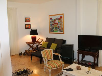 Photo for Apartment 4 bedrooms 3 minutes from the beach in very quiet area