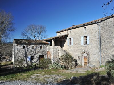 Photo for Ardèche traditional house