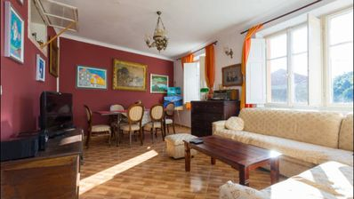 Photo for Charming country Villa  Kontrada with  private pool !
