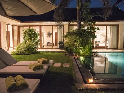 Photo for Villa with Private Pool in Canggu, Perfect Location, Modern & Spacious