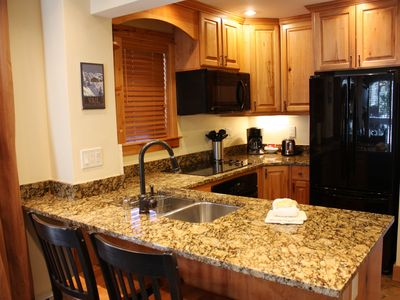 Photo for A VRCMR Rental! Platinum Rated Queen & Sleeper, 1.5 BA, Wood Fire, on Gore Creek