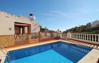 Photo for 1037 Villa Alabarce - Villa for 6 people in Nerja
