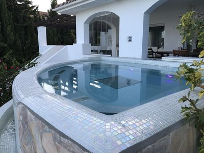 Photo for Hilltop Jacuzzi House
