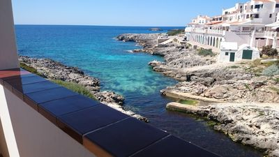 Photo for Villa On the First Line of the Sea IN MAY AND JUNE DISCOUNT OF 20 EUROS PER NIGHT