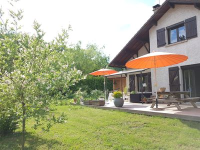 Photo for House warm, atypical and quiet 4 kms from Lake Charavines / Paladru