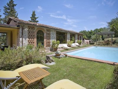 Photo for CHARMING FARMHOUSE in Lucca with Pool & Wifi. **Up to $-579 USD off - limited time** We respond 24/7