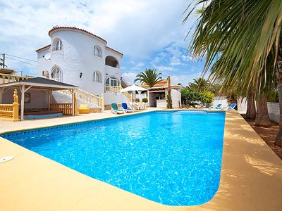 Photo for Vacation home Maria Camila  in Calpe/ Calp, Costa Blanca - 8 persons, 4 bedrooms