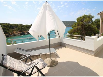 Photo for Apartment Elvi  A4 gornji(4+1)  - Primosten, Riviera Sibenik, Croatia