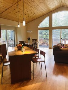 Photo for NEW listing! Modern Mountain Retreat