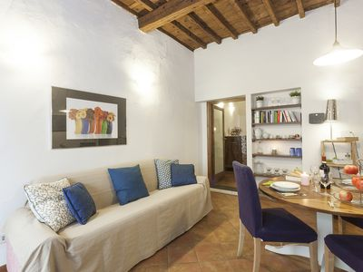 Photo for Sweet Home Camaldoli, typical Tuscan house in San Frediano, Florence city center