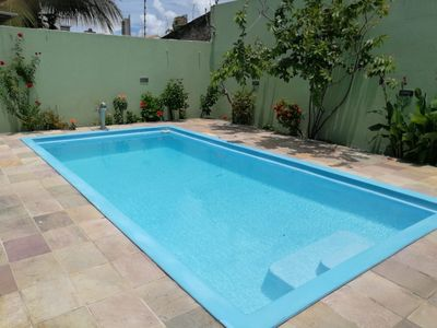 Photo for COMFORTABLE HOUSE NEAR THE BEACH OF PONTA NEGRA
