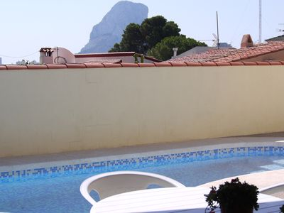 Photo for Calpe: House / Villa - Calpe