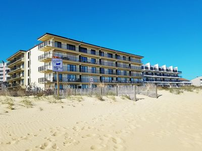 Photo for Oceanfront 3 BR Condo | North OC | Family Friendly