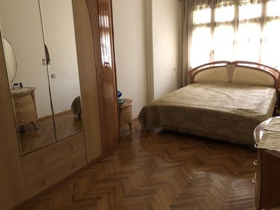 Photo for Comfortable large apartment near metro  in Baku