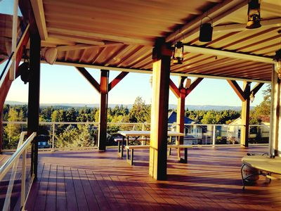 Photo for Sunset Views - Great for Entertaining or Meetings