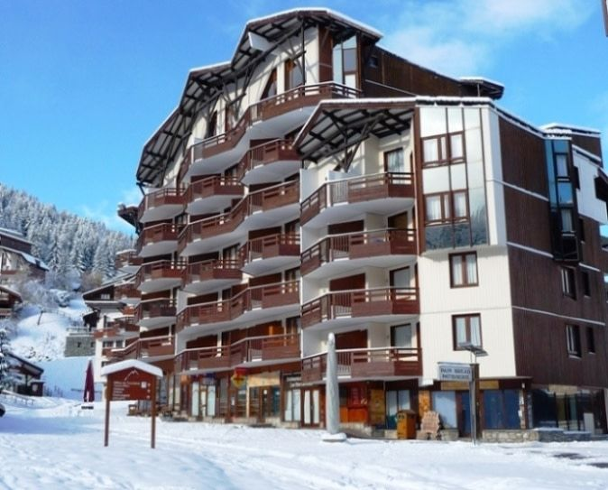 Appartement Clarence avec Ski-in / Ski-out
