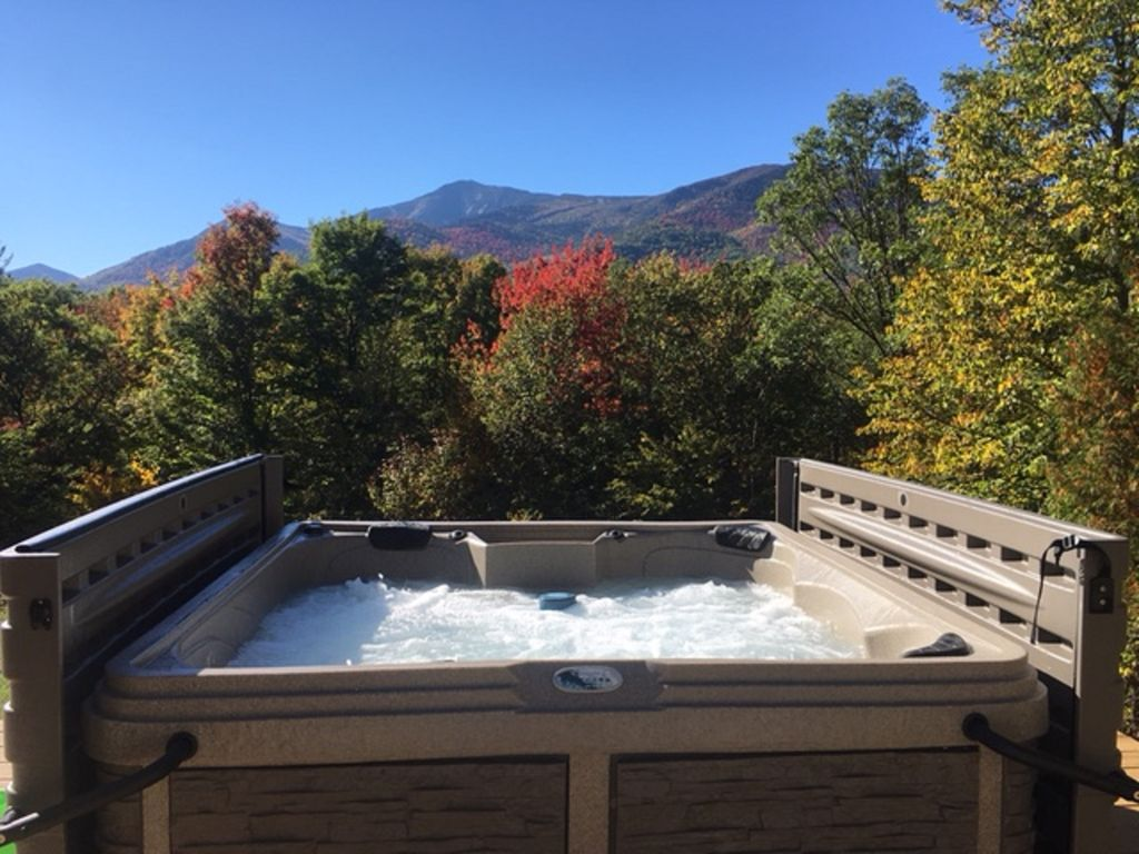 Algonquin mountain chalet wilmington whiteface mountain for Wilmington ny cabin rentals