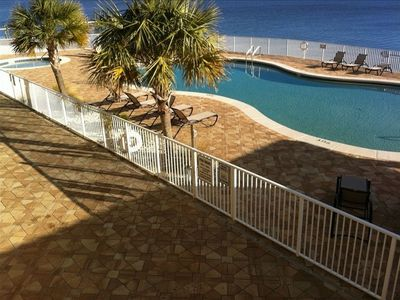 Photo for Beautifully Furnished Ocean View 3 BR/2 BA Overlooking Pool!
