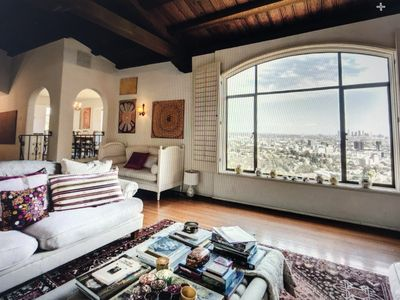 Photo for Hollywood Hills Home with Stunning Views