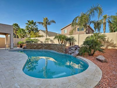 Photo for Spacious Surprise Home w/ Private Pool!