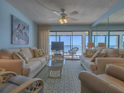 Photo for Edgewater 41 Gulf Shores Gulf Front Vacation Condo Rental - Meyer Vacation Rentals
