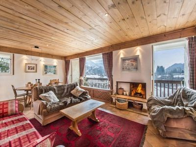 Photo for Apartment Megève, 2 bedrooms, 8 persons