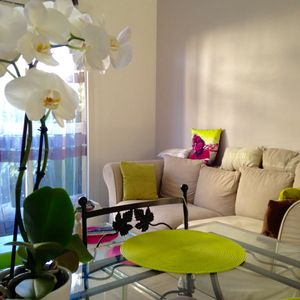Photo for BEAUTIFUL 3 ROOMS 63m2 TRAVERSANT TERRACE GROUND FLOOR PRIVATE PARKING