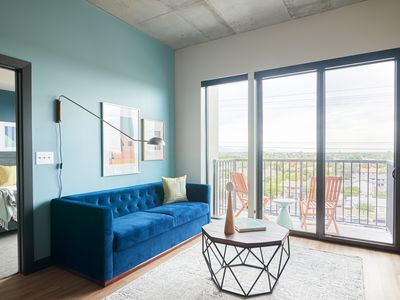 Photo for Sonder | Mill Ave | Serene 2BR + Laundry