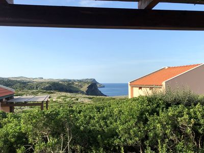 Photo for Casa Rosmarino: house in nature with sea view and within walking distance of the beach