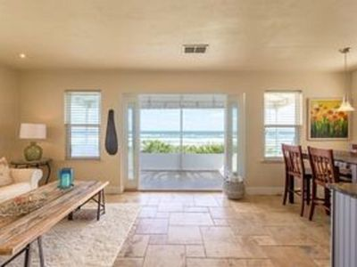 Photo for Oceanfront Beach Cottage - Wilbur By The Sea (Daytona Beach area)