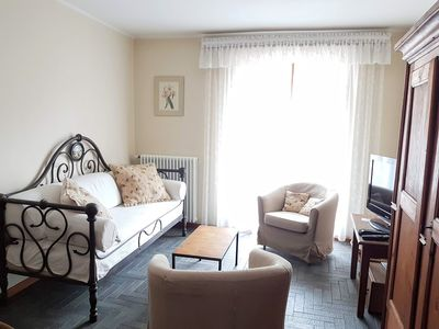 Photo for Apartment in the heart of Courmayeur, Via Roma 97, * accommodation n. 3 *
