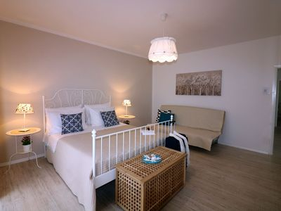 Photo for Porec Apartment Rosemary for 4 - 8 persons with salt water pool and parking