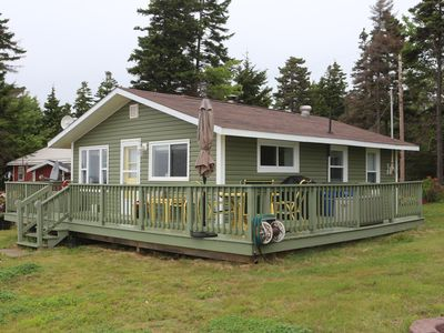 Photo for 2BR Cottage Vacation Rental in Five Houses, NS