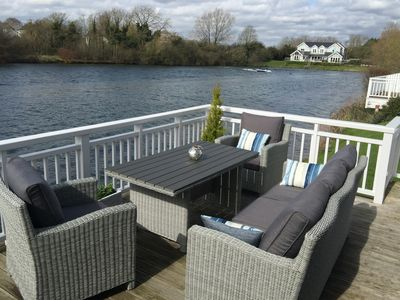 Photo for Lodge 66 Spring Lake Perfect Family Holiday Retreat in the Cotswold Water Park
