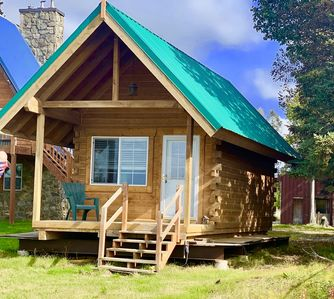 Photo for New Lower Rates (Covid19). Glacier View Cabin!!