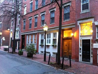 Photo for Top rated in Boston: 1 Bedroom hideaway on Beacon Hill!