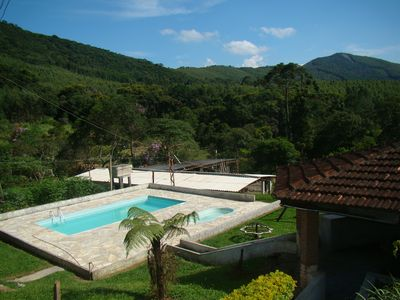 Photo for Sitio Caipira, sleeps family with children and accepts pets.------