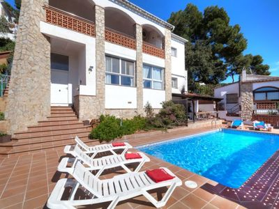 Photo for Vacation home El Monte  in Pals, Costa Brava - 11 persons, 6 bedrooms