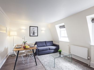 Photo for HEART OF LONDON - COSY 1BR ON NEW OXFORD STREET  !