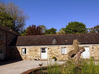 Photo for Beautiful Cornish cottage in delightful, peaceful location