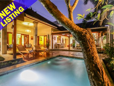 Photo for Mira, 3 Bedroom Villa right by Ku De Ta  and Beach, Seminyak