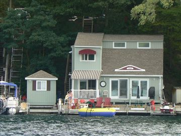 Adorable Keuka Waterfront Cottage,  ask about our available discounts