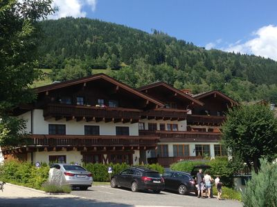 Photo for Stunning views from this spacious Apartment in Kaprun/Zell am See